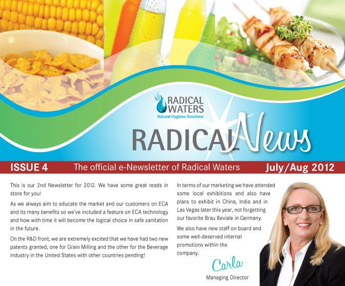Radical News July / August 2012 Newsletter